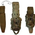 Eberlestock f4 Terminator and A4SS, A1SS, A2SS, and A2LS Compatible Side Scabbards.