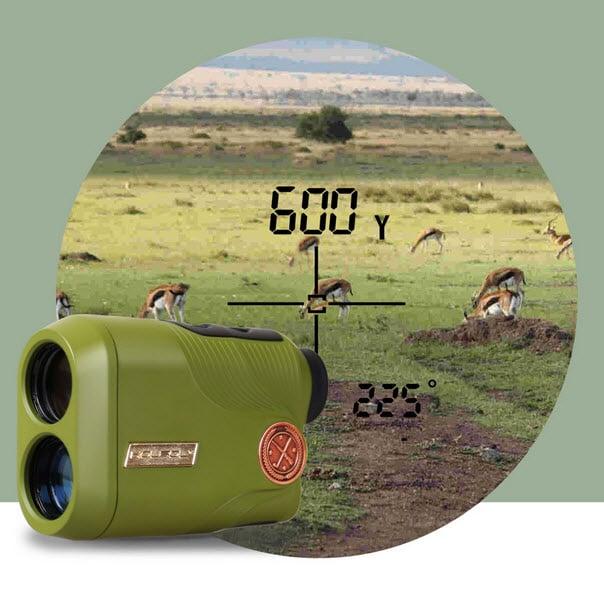 good rangefinder for hunting