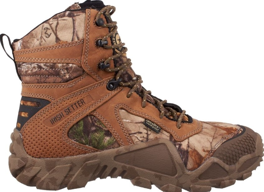 Irish Setter Men's Vaprtrek 8 400 Gram Hunting Boot Review