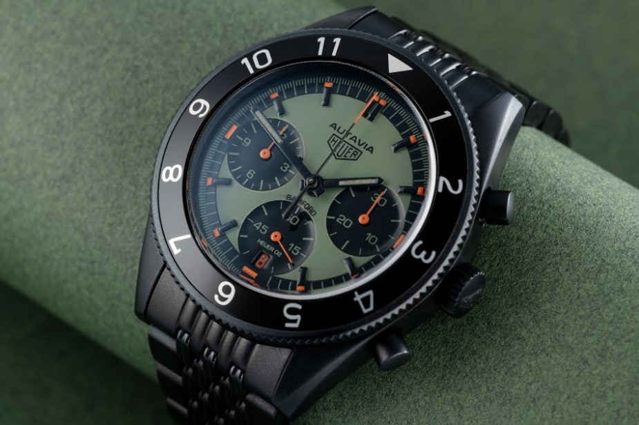 TAG Heurer Military Watch