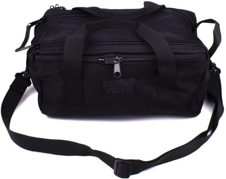 BlackHawk Pistol Range Bag SPORTSTER Bag Black Nylon