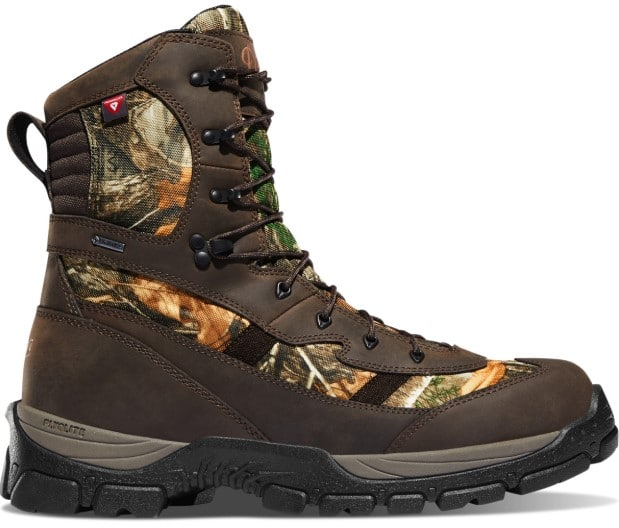 """Danner Men's Alsea 8"""" GTX 400G Hunting Shoe"""
