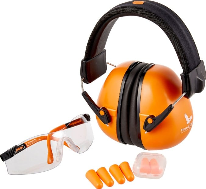 Eye and hearing protection