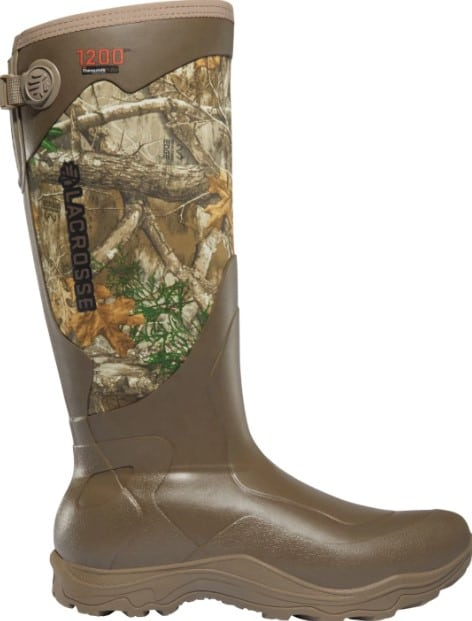 Lacrosse Men's Alpha Agility 17 1200G Hunting Boot