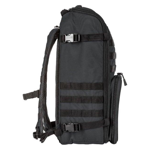 Range Master Backpack side view