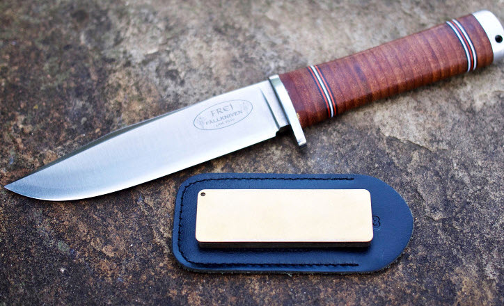 Ways to Sharpen a Hunting Knife