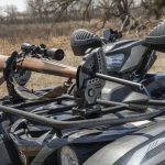 hunting accessories for utility vehicle