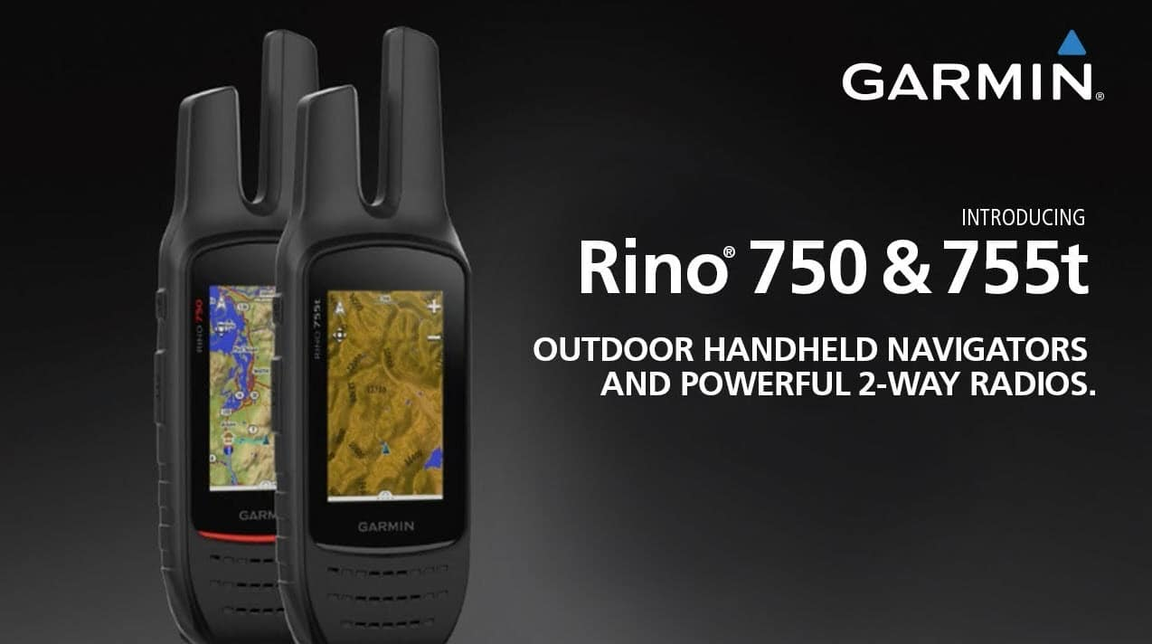 Garmin Rino 755t review