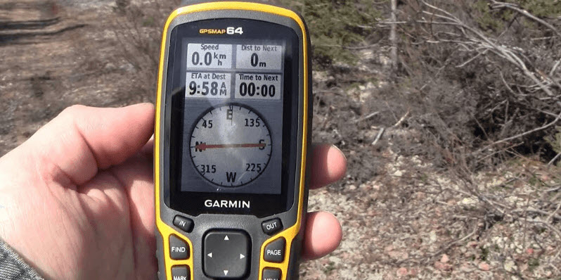 features of gps devices for hunting