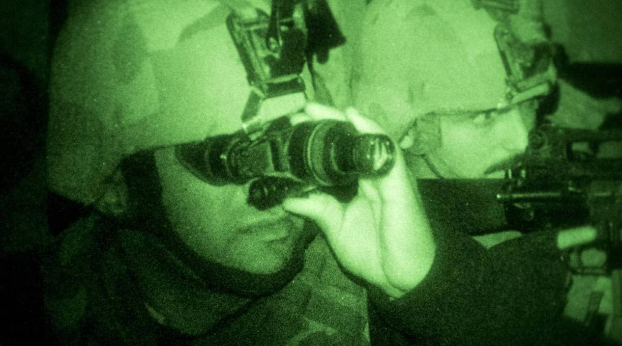 nightvision gear live images