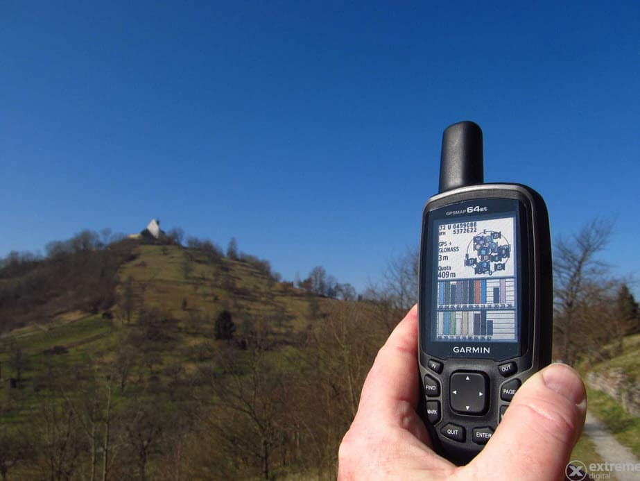 review of Garmin GPSMAP 64st