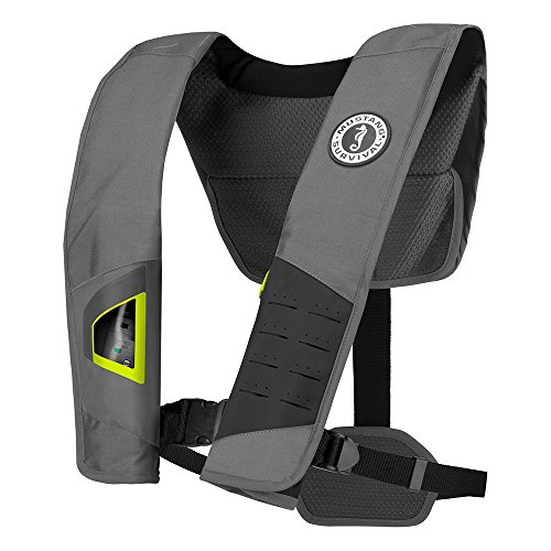 MUSTANG SURVIVAL MD2981 DLX 38 Inflatable Manual PFD life Jackets