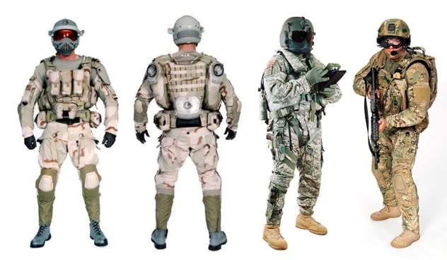Cleaning Up Tactical Helmets
