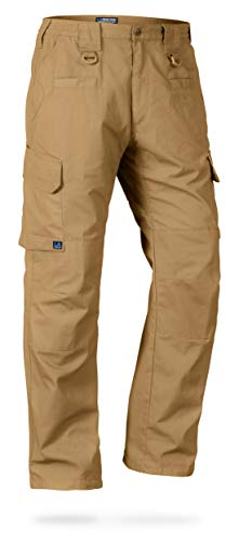 LA Police Gear Men's Tactical Pant front view