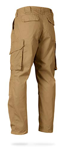 LA Police Gear Men's Tactical Pant rear view