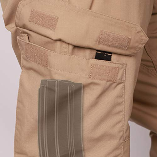 LA Police Gear Men's Tactical Pant pockets