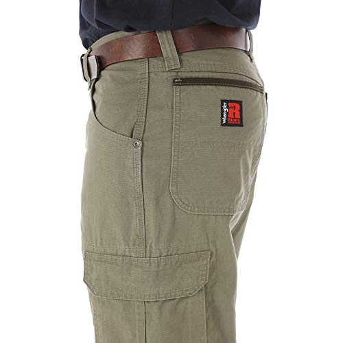Wrangler Riggs Workwear Men's Ranger Pant left side view