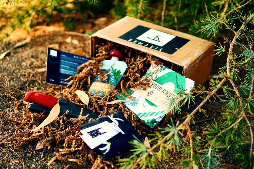 Best Outdoor Subscription Boxes for hiking adventure