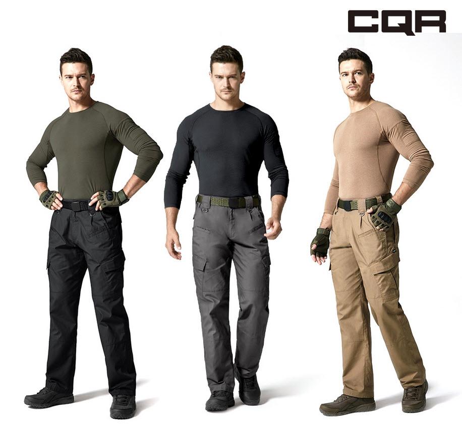 CQR Men's Tactical Pants Review
