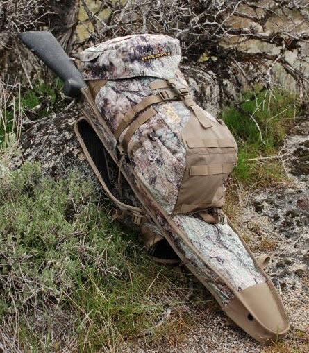 Quick Draw Rifle Scabbard