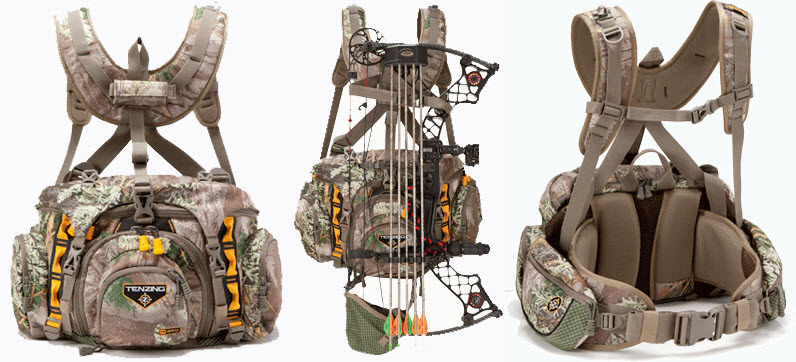 how to choose bow hunting backpack