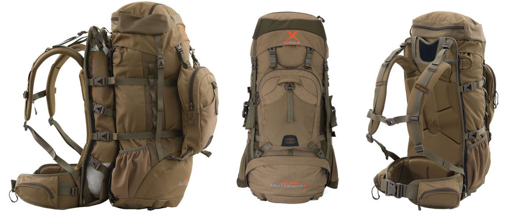 hunting backpack with frame