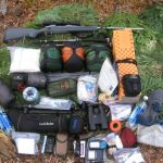 hunting pack and check lists