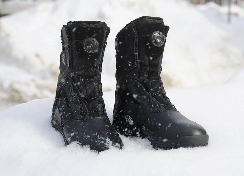 reviews military tactical boots for winter cold weather