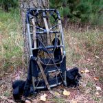 Turn an Old Backpack into a Stand and Gear Hauler