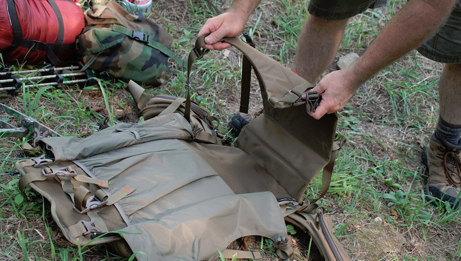 how to choose and adjust frame for hunting backpack