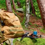 how to lighten Hunting Backpack