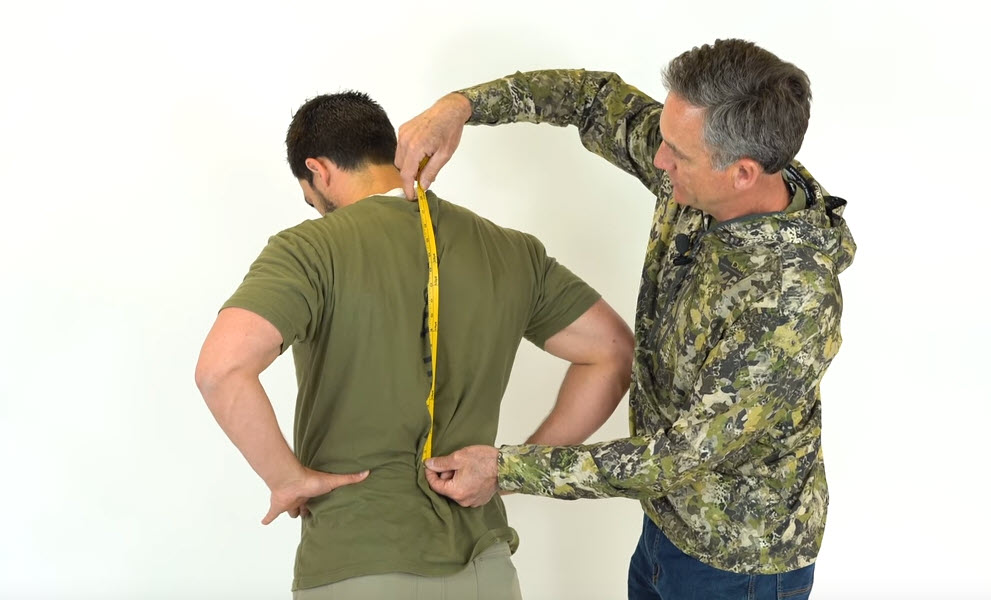 measure torso length