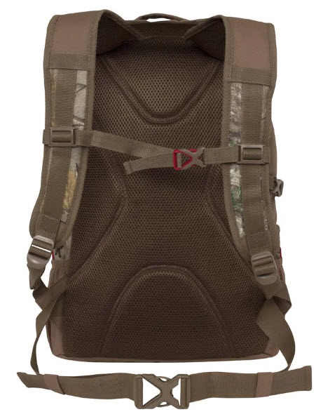 Eagle Backpack back view