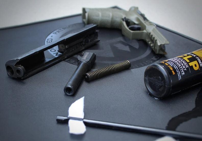 best gun cleaning mat