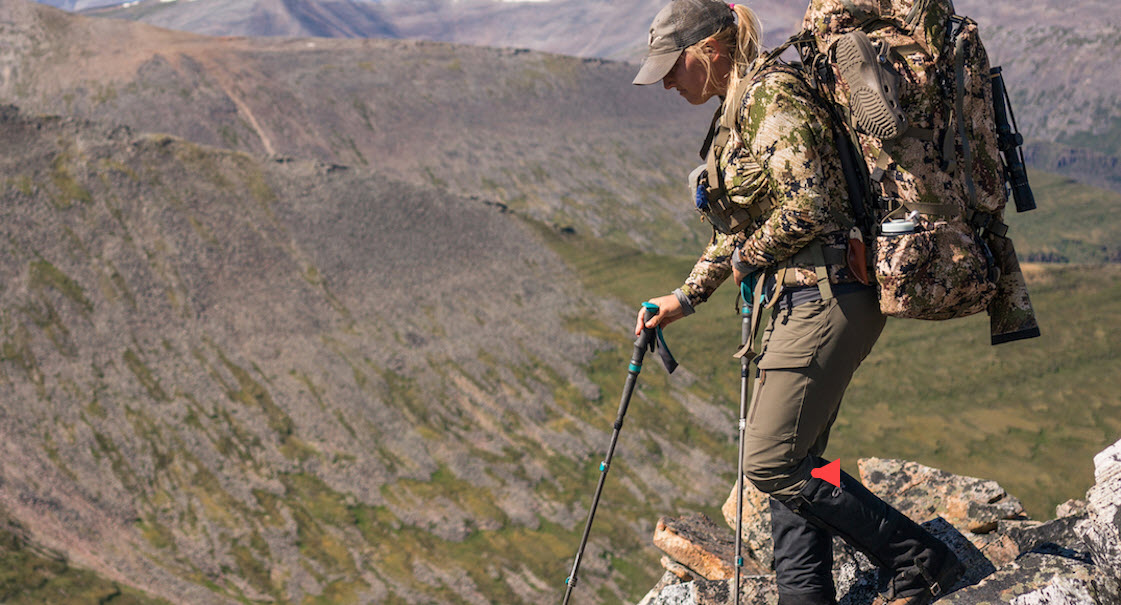 how to choose womens hunting backpack