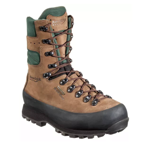 Kenetrek Mountain Extreme 400 Waterproof Insulated Hunting Boots