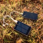 how to use alternative power sources outdoors