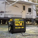 why ground a generator while camping