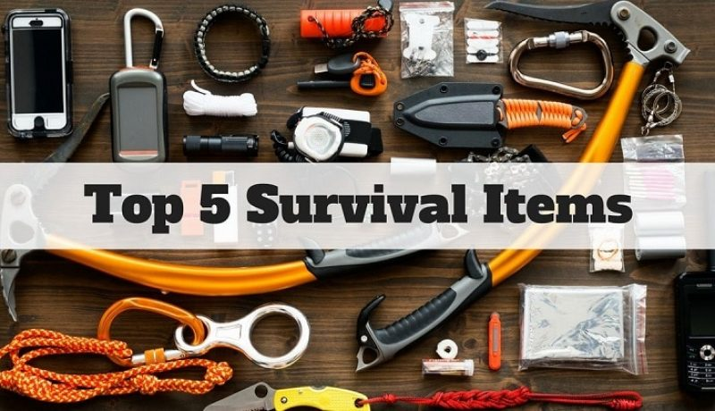 5 Survival Items to Always Have in Your Pack