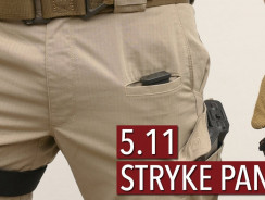 5.11 Tactical Men's Stryke Operator Pants Review