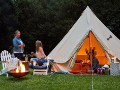 Backyard Camping: How to Make it Work