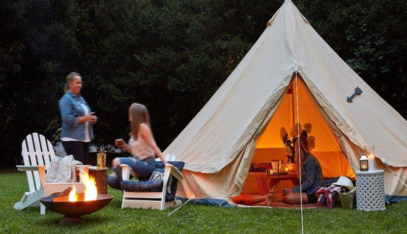 Backyard Camping: How to Make it Work