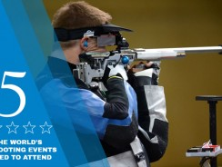 5 Of The World's Best Shooting Events You Need To Attend