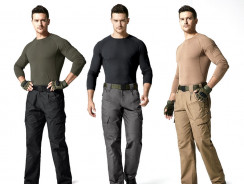 CQR Men's Tactical Pants Review