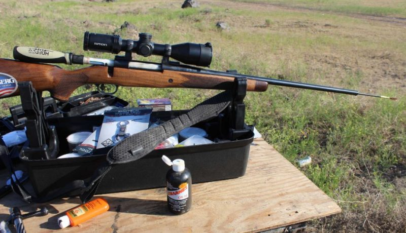 Cleaning Your Rifle Made Easy- The Fundamental Principles to Know by Heart
