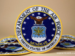 Benefits, Applied Fields and Process of Taking Custom Embroidered Patches