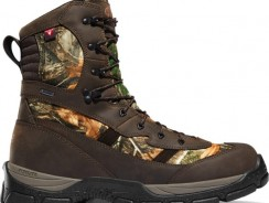Danner Men's Alsea 8″ GTX 400G Hunting Shoe