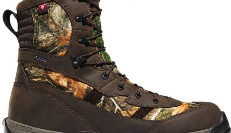 Danner Men's Alsea 8″ GTX 400G Hunting Shoe