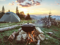 7 Essential Items That Will Make Your Camping Trip More Comfortable