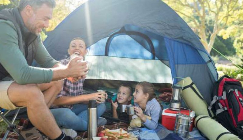 Essential items you need while camping with your family